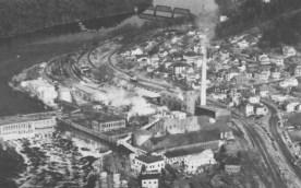 Otis Mill at Jay (Chisholm village)